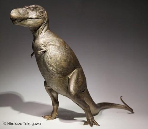 ティラノサウルス旧復元.恐竜模型.フィギュア2017.tyrannosaurus.1