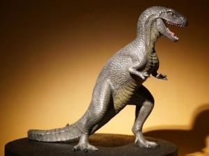 アロサウルス恐竜100万年